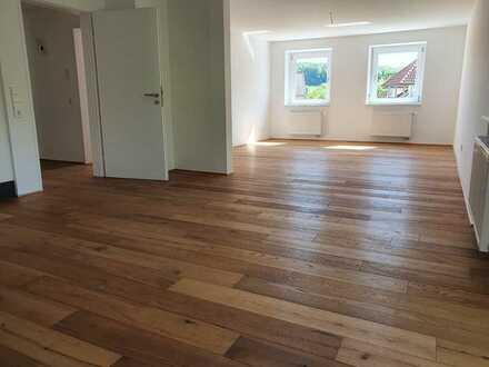 Helle 3 Zimmer-Wohnung mit West-Balkon in Ulm- Mähringen