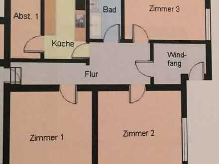 3-Zimmer Erdgeschoßwohnung: Tief durchatmen und großzügig Leben im Luftkurort Althütte
