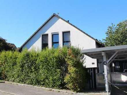 Erdgeschoßwohnung mit Garage und Carport in begehrter Lage von Burgthann - Unterferrieden inkl. Einb