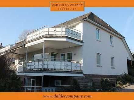 Attraktive Wohnung mit Förde-Panorama