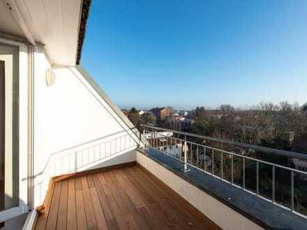 Erstbezug nach Sanierung - traumhafte Dachterrassenwohnung nahe Müggelsee