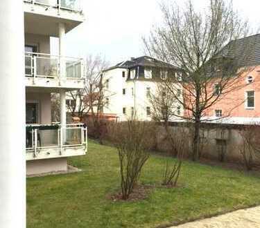 Vielleicht ist das schon bald Ihre neue Wohnung, 2 Zimmer mit Balkon in Laubegast?