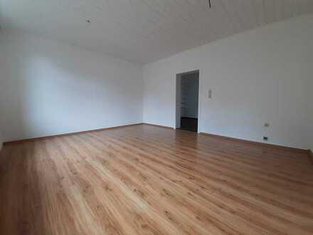 Sehr schöne 3-Raum-Erdgeschoss-Wohnung mit Garten und Stellplatz in Drebach!