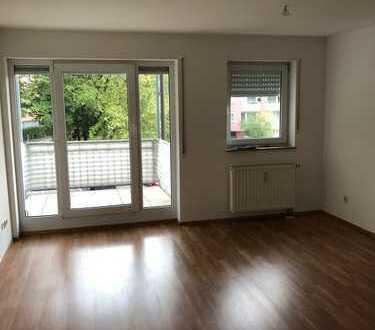Gepflegte 2-Zimmer-Wohnung mit Balkon in Niefern-Öschelbronn