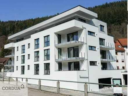 Erstbezug: Moderne 3-Zimmer Wohnung im 2. OG mit separatem WC und 2 Balkonen