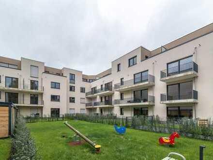 Neubau-Erstbezug mit Dachterrasse - Willkommen in der Jonas-Cahn-Straße!