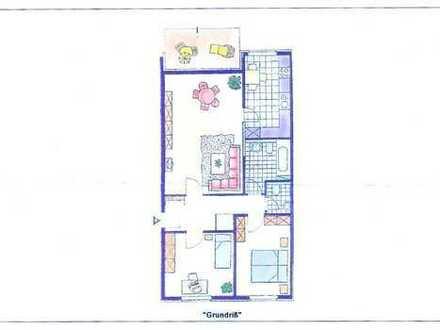 MB-Büderich, 3 ZKDB, 88 m², SW-Balkon