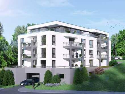 2-Zimmer-Neubauwohnung mit sonniger Süd-Terrasse (Wohnung 1, EG)