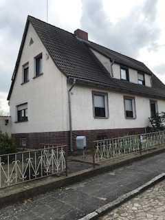 Attraktive Doppelhaushälfte in Derben/ Elbe bei Genthin