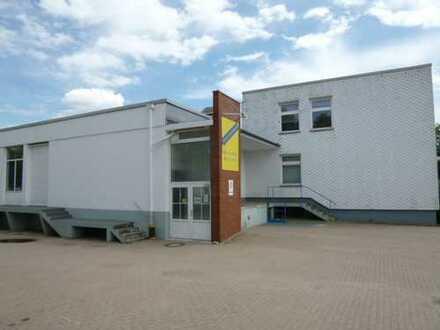 Produktion, Büro und Lager inkl. 6.000 qm Grundstück
