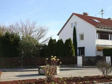 wunderschöne Doppelhaushalte mit Wintergarten (ERBBAURECHT)
