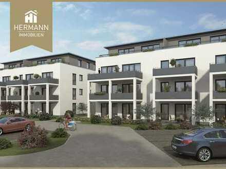 Wunderschöne moderne 2-Zimmerwohnung mit Balkon in Hanau