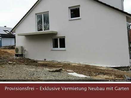 Provisionsfreie Vermietung - Tolles Reiheneckhaus mit Garten in Ilshofen