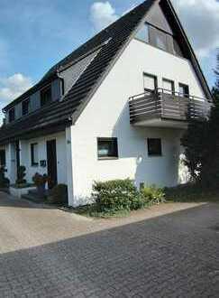 Helle, interessante 2 Zimmerwohnung mit Balkon an Münsters Stadtrand