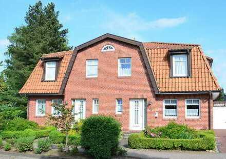 Interessante Doppelhaushälfte mit Garage und Einbauküche in Bad Zwischenahn- Rostrup