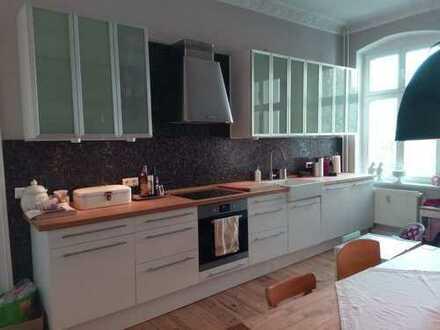 Ansprechende 3-Zimmer-Wohnung mit Einbauküche und Balkon, Wilhelminenhofstr. Oberschöneweide Berlin