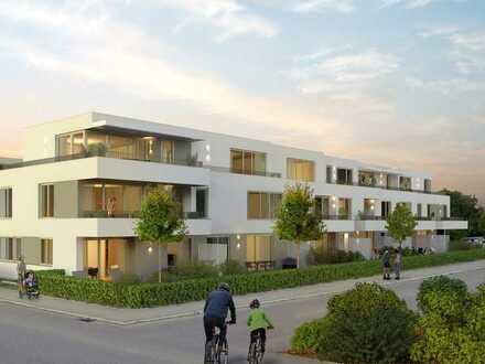 Habsburger Wohnatelier WHG 14 | 2-Zimmer-Wohnung mit Terrasse und Garten