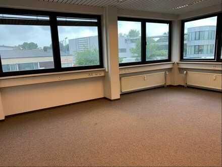 Helle Büroflächen