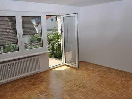 Gepflegte 4-Zimmer-Wohnung mit Balkon und Einbauküche in Rheinstetten