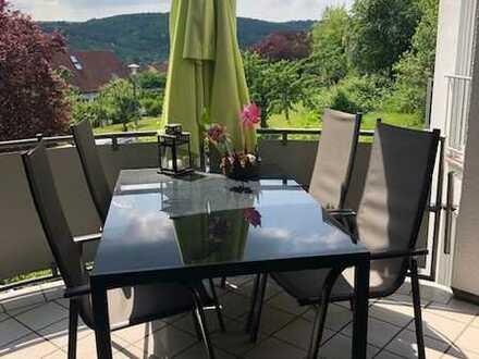 Großzügige 3-Zimmer-Wohnung mit 2 Balkonen in Eibelstadt