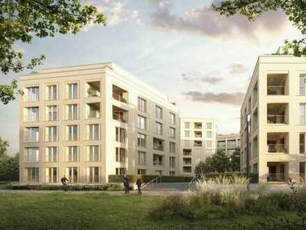 Ansprechende und hochwertige 1-Zimmer Wohnung, Süd-Ausrichtung in München-Untergiesing