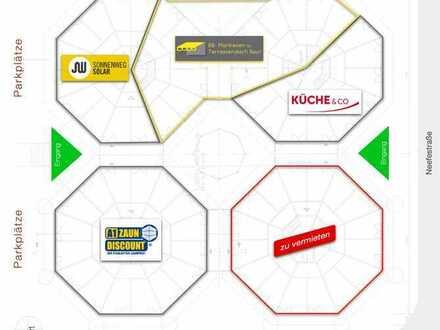 Laden mit besonderem Ambiente - Verkaufs,- Ausstellungs- und Büroflächen in Chemnitz