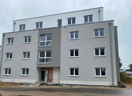 Neubau 3 Zimmer Penthouse-Wohnung mit Terrasse im Wohnpark-Birkesdorf