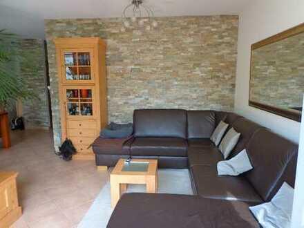 Möblierte, wunderschöne Wohnung/Garten im beliebten Mertonviertel (bei Riedberg) mit hochwertiger Au
