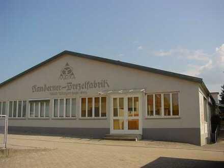 """Kandern: """"Alte Brezelfabrik"""""""