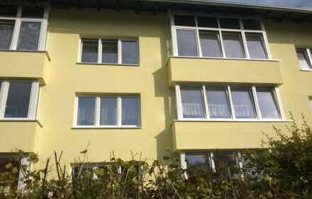 Erstbezug nach Sanierung: ansprechende 3-Zimmer-Wohnung mit Balkon in Furth im Wald