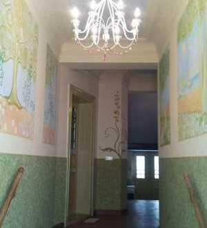 schöne Wohnung in kleinem liebevoll saniertem Wohnhaus