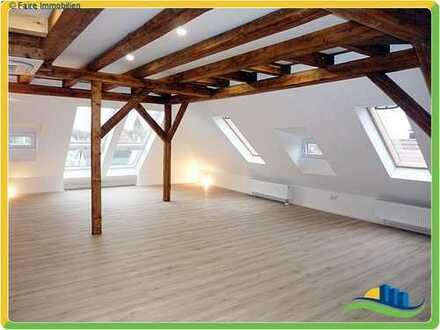 *Erstbezug nach Ausbau* Dachstudio-Maisonette mit Klimaanlage