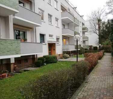 3-Zimmer-Wohnung mit Balkon, Tageslichtbad u. Tiefgaragenstellplatz Vahrenwald/List
