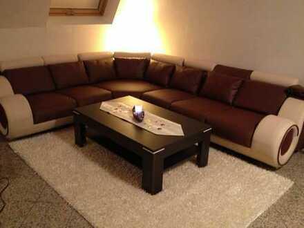 Exklusive LUXUS Maisonette-Wohnung mit Einbauküche/Whirlpool/2xBäder/Wintergarten