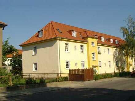 2-Raumwohnung mit Balkon und Blick ins Grüne in Ruhiger Lage
