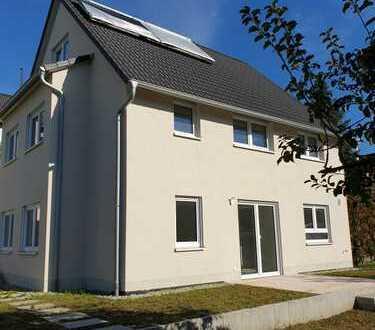 Neubau EFH in Rheinstetten-Forchheim mit vier Zimmern und zwei weiteren Räumen im DG