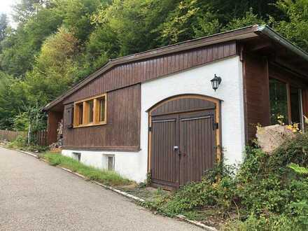 Perfekt als YOGA & Meditation Retreat: In jedem Fall heimeliges Ferien Schwarzwaldhäusle mit Charme
