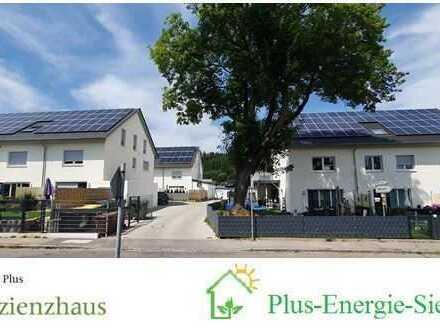 Eckhaus mit Garten, Einbauküche, Niedrigstenergie, 300 MBit DSL, gesamt 1670,- €