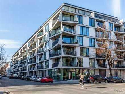 Investition oder Eigennutzung: Erstbezug Neubauwohnung zum Verkauf neben dem Landwehrkanal