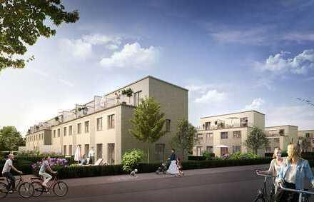 Sonniges 5 Zimmer Endreihnhaus Neubau-Erstbezug in Hamburg Billstedt!
