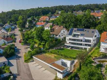 Stilvolle, neuwertige 3,5-Zimmer-Wohnung mit Balkon und Einbauküche in Stuttgart