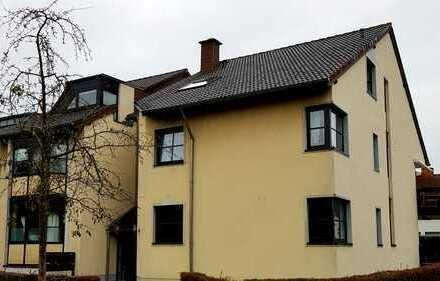 Großzügige Maisonette-Wohnung mit hervorragender Anbindung und Naturnähe (provisionsfrei!)