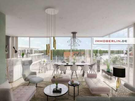 IMMOBERLIN.DE - Exquisite Penthousewohnung direkt am See!