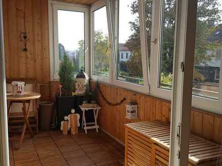 Zentrale helle 4-Zimmer Wohnung für Pendler in Buchloe