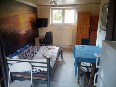 Gepflegte 1,5-Raum-Wohnung mit Einbauküche in Schwandorf