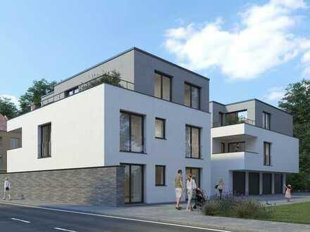 Neubau im Zentrum von Nürtingen