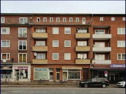 Wohn- und Geschäftshaus Typischer Rotklinker 6 Wohnungen und 2 Läden