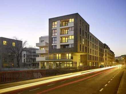 Wohnen am Wasser*Neubau*4-Zimmer-Wohnung mit Balkon
