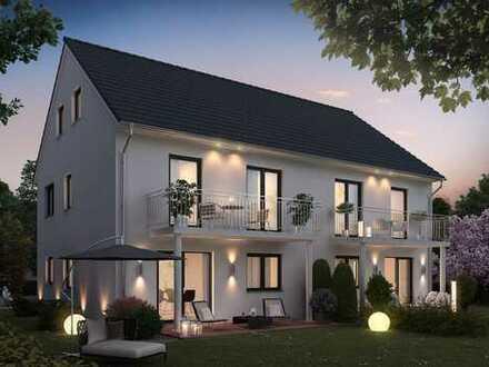 6 familienfreundliche Doppelhaushälften in TOP-Lage von Hervest