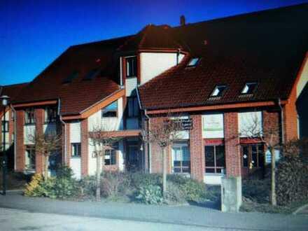Seniorengerechte große 2-Zimmer-Wohnung in Boizenburg/Elbe